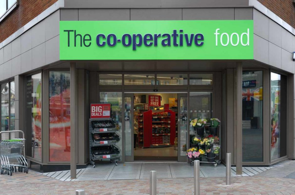image of Co-Op Food Stores