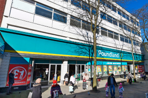 image of Poundland, Oxford Street, Swansea